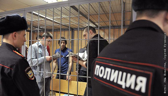 защита в суде москва