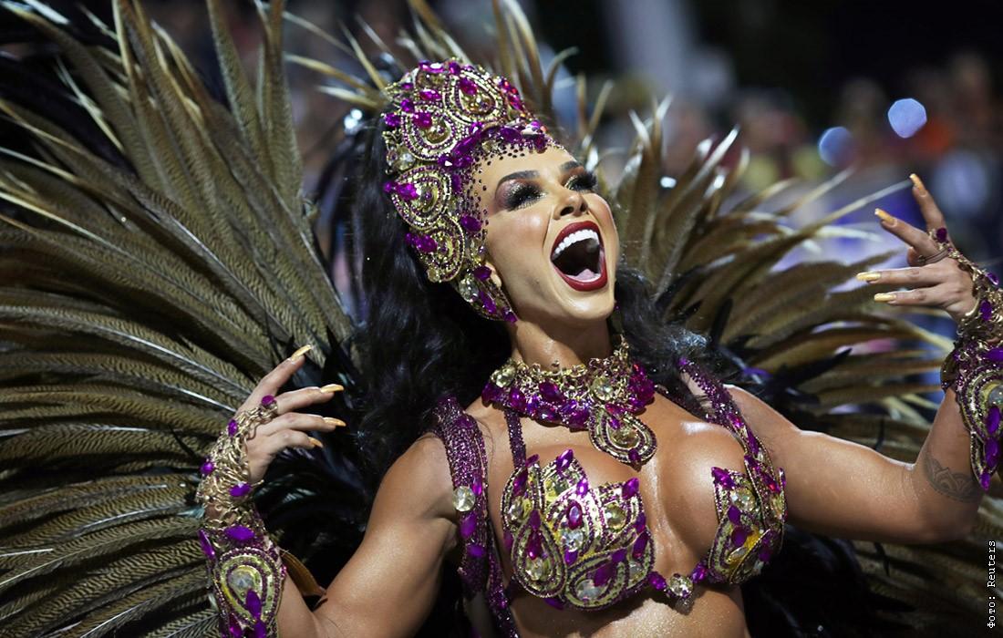 Смотреть фото карнавала в бразилии