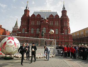 Специально для Москвы