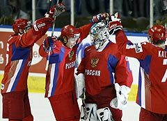 Сборная России - в финале ЧМ по хоккею