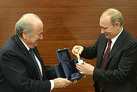 ЧМ-2018: Россия в официальном статусе