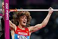 Иван Ухов подтвердил статус фаворита и стал олимпийским чемпионом в прыжках в высоту.