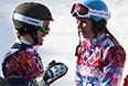 Семья российских сноубордистов завоевала медали