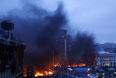 К бригадам экстренной медицинской помощи и учреждений здравоохранения Киева за медицинской помощью обратились 445 пострадавших, 287 из них госпитализированы.