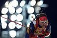 Российские биатлонисты завоевали олимпийское золото в эстафете