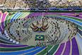Это была официальная церемония открытия финального турнира 20-го чемпионата мира по футболу.