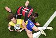 ЧМ-2014. Полуфинал. Бразилия-Германия