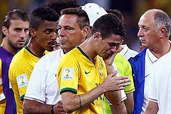 Сборная Германии разгромила Бразилию и вышла в финал чемпионата мира