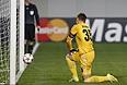 Игорь Акинфеев пропустил в 23-м матче подряд, обновив собственный еврокубковый антирекорд.