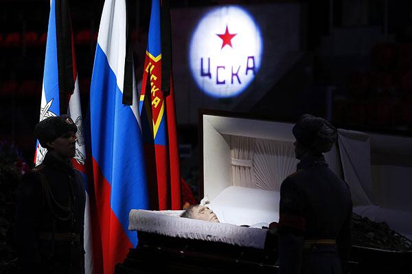 Один из самых успешных тренеров в истории отечественного и мирового хоккея скончался в Москве 24 ноября после продолжительной болезни на 85-м году жизни