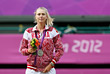 На летней Олимпиаде-2012 Шарапова дошла до финала, где уступила американке Серене Уильямс. Россиянка стала серебряным призером Игр.