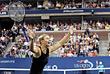 Шарапова радуется своему триумфу на Открытом чемпионате США - US Open-2006