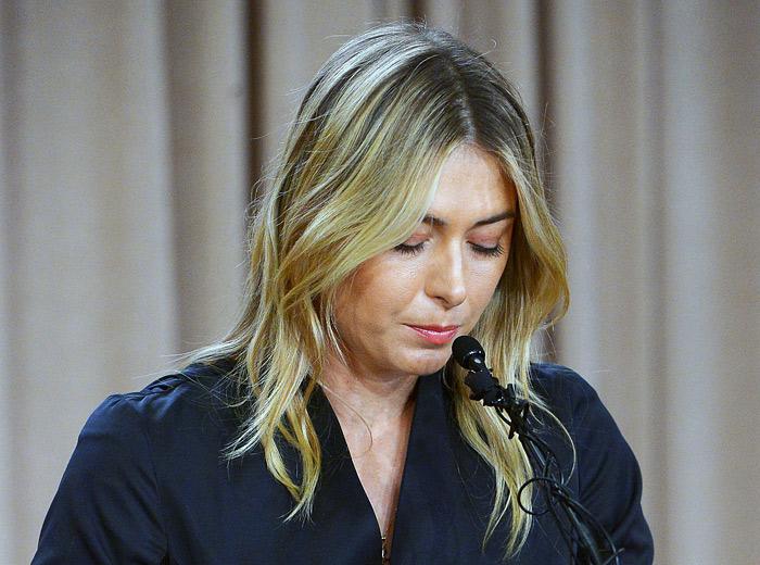 Шарапова 7 марта на пресс-конференции в США сообщила: в ее допинг-пробе, взятой в январе во время Australian Open, были обнаружены следы запрещенного вещества мельдоний.