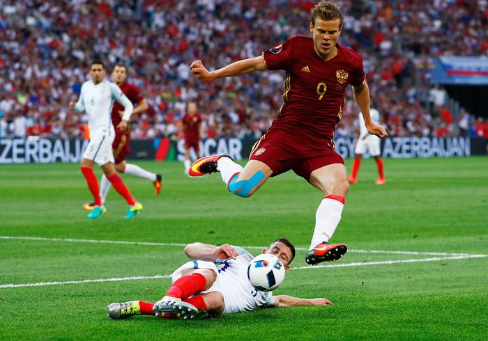Англия - Россия - фото 10 из 11