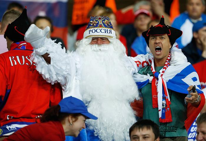 Россия - Словакия - фото 8 из 10