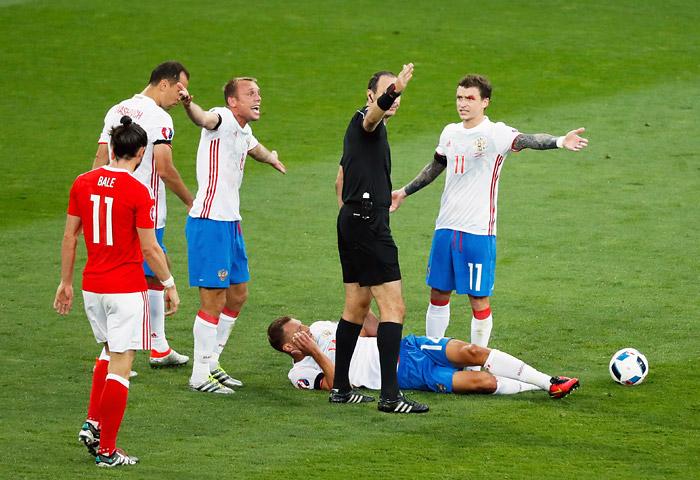 Последняя игра сборной России на Евро-2016 - фото 11 из 12