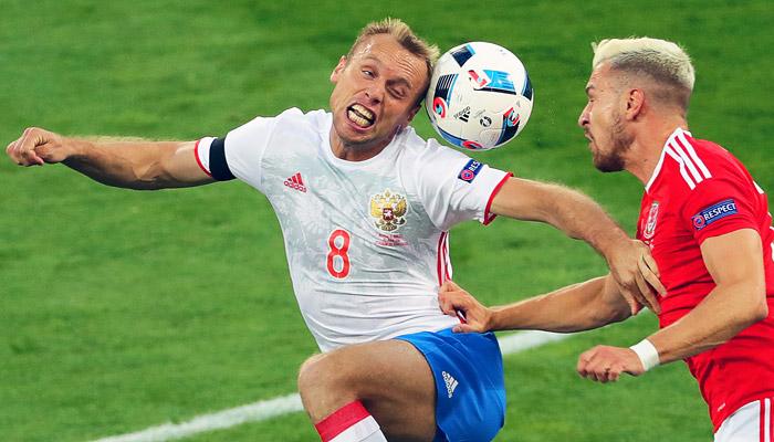 Последняя игра сборной России на Евро-2016 - фото 10 из 12