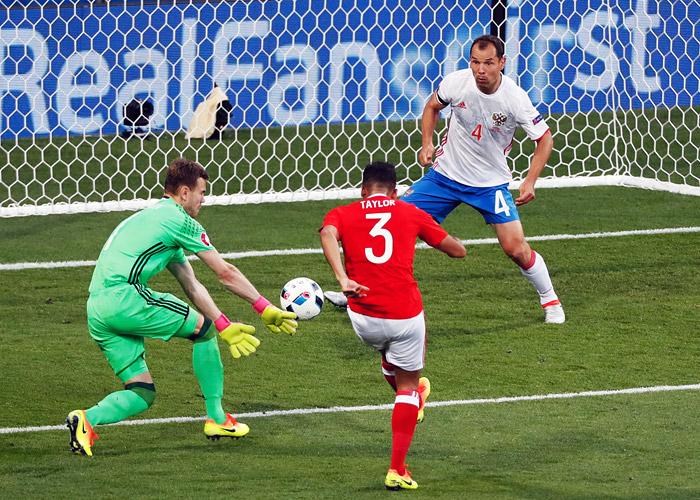 Последняя игра сборной России на Евро-2016 - фото 9 из 12