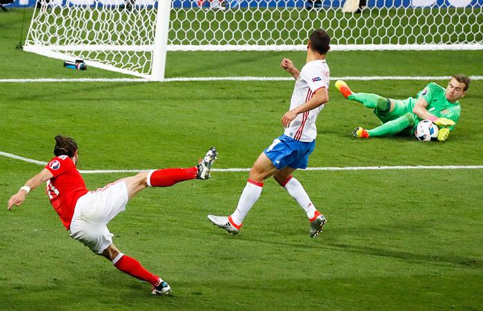 Последняя игра сборной России на Евро-2016 - фото 7 из 12