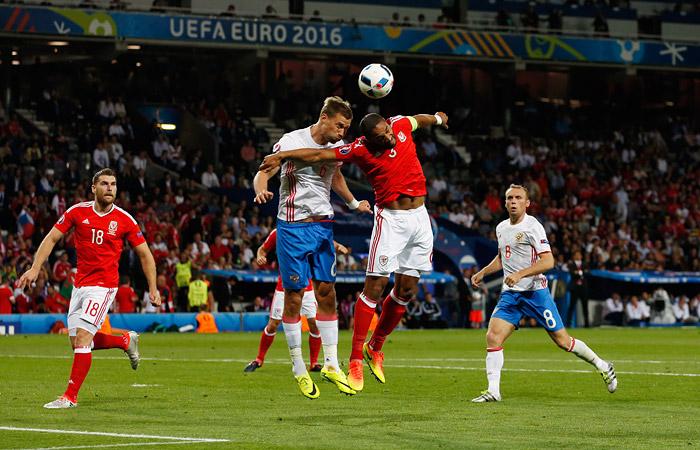 Последняя игра сборной России на Евро-2016 - фото 3 из 12