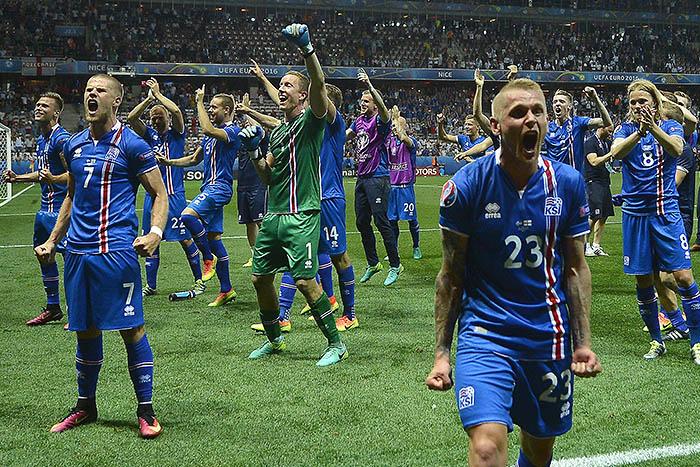 Исландия - Англия. Эмоции - фото 6 из 11