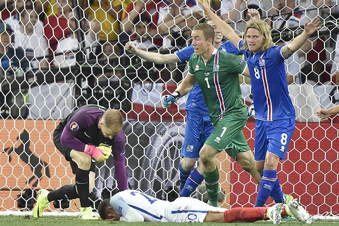 Исландия - Англия. Эмоции - фото 3 из 11