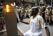 Одним из факелоносцев летней Олимпиады стал дворник из Рио-де-Жанейро