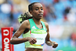 Эфиопская легкоатлетка Алмаз Аяна установила рекорд в беге на 10000 м - 29 минут 17:45 секунды