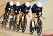 Американские велогонщицы в командной гонке преследования на треке установили рекорд 4:12.282
