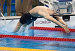 Американский пловец Райан Мерфи проплыл стометровку на спине за 51.85 секунды. Новый рекорд.