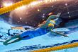 Шведская пловчиха Сара Шестрем обновила свой собственный мировой рекорд, проплыв 100-метровую дистанцию баттерфляем за 55,48 с