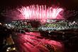 Первое место заняла сборная США (46 золотых, 37 серебряных, 38 бронзовых), второе - Великобритания (27, 23, 17), третье - Китай (26, 18, 26). По общему числу наград также победила команда США - 120. На втором - Китай (70), на третьем - Великобритания (67).