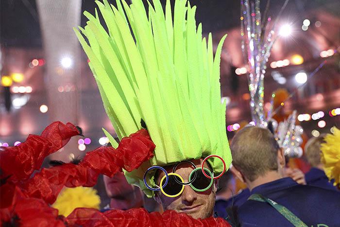 В Рио отгремели Летние Олимпийские игры. Следующая остановка олимпийской колесницы - в Токио. Увидимся в 2020 году!