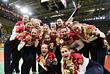 Женская сборная России по гандболу стала чемпионом Игр в Рио-де-Жанейро, завоевав высшую награду впервые в своей истории. В финальном матче олимпийского турнира россиянки выиграли у сборной Франции со счетом 22:19 (10:7).