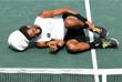 Немецкий теннисист Дастин Браун свернул лодыжку в матче первого круга по теннису