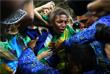 Дзюдоистка Рафаэла Силва, принесшая первую золотую олимпийскую медаль сборной команде Бразилии