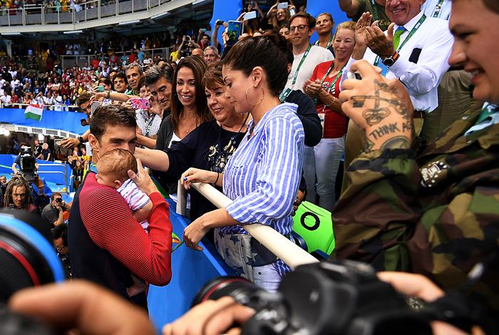Майкл Фелпс не остановился на достигнутом и в четвертый день игр стал 21-кратным олимпийским чемпионом. Абсолютный рекордсмен по количеству наград в истории Олимпийских игр.