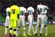 Футболисты сборной Кот-д'Ивуара после победы
