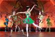 Лучшие партии из русских балетных постановок увидели 200 футбольных болельщиков и гостей мероприятия, которые приехали в Москву на матчи Кубка конфедераций ФИФА 2017