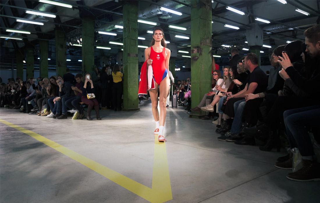 Презентация олимпийской формы сборной России - фото 1 из 7