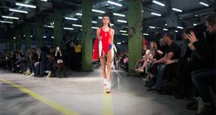 Презентация олимпийской формы сборной России
