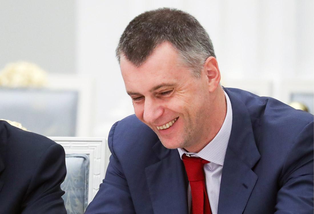 """У некоторых предпринимателей из списка Forbes, перекочевавшего в """"кремлевский"""", весьма условна российская принадлежность. Михаил Прохоров сейчас больше ассоциируется с американскими, а не российскими активами."""