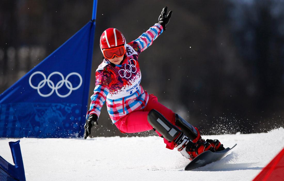 Сноубордистка Екатерина Тудегешева - двукратная чемпионка мира (2007, гигантский параллельный слалом и 2013, параллельный слалом), обладательница Кубка мира (2010/11), многократная победительница этапов Кубка мира