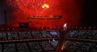 Открытие XXIII зимних Олимпийских игр в Южной Корее