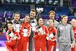Россияне завоевали серебро Олимпиады в командном турнире фигуристов