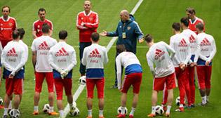 Сборная России на чемпионате мира по футболу