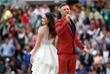 Дуэт британского исполнителя Робби Уильямса и российской оперной певицы Аиды Гарифуллиной