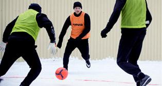 Павел Мамаев сыграл в футбол в СИЗО