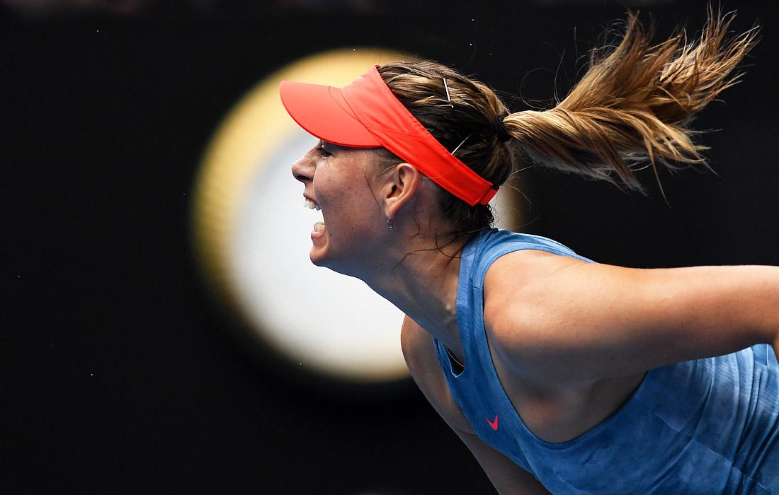 Теннисистка Мария Шарапова - $197,8 млн