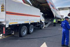 Российские спасатели начали прибывать в Ливан